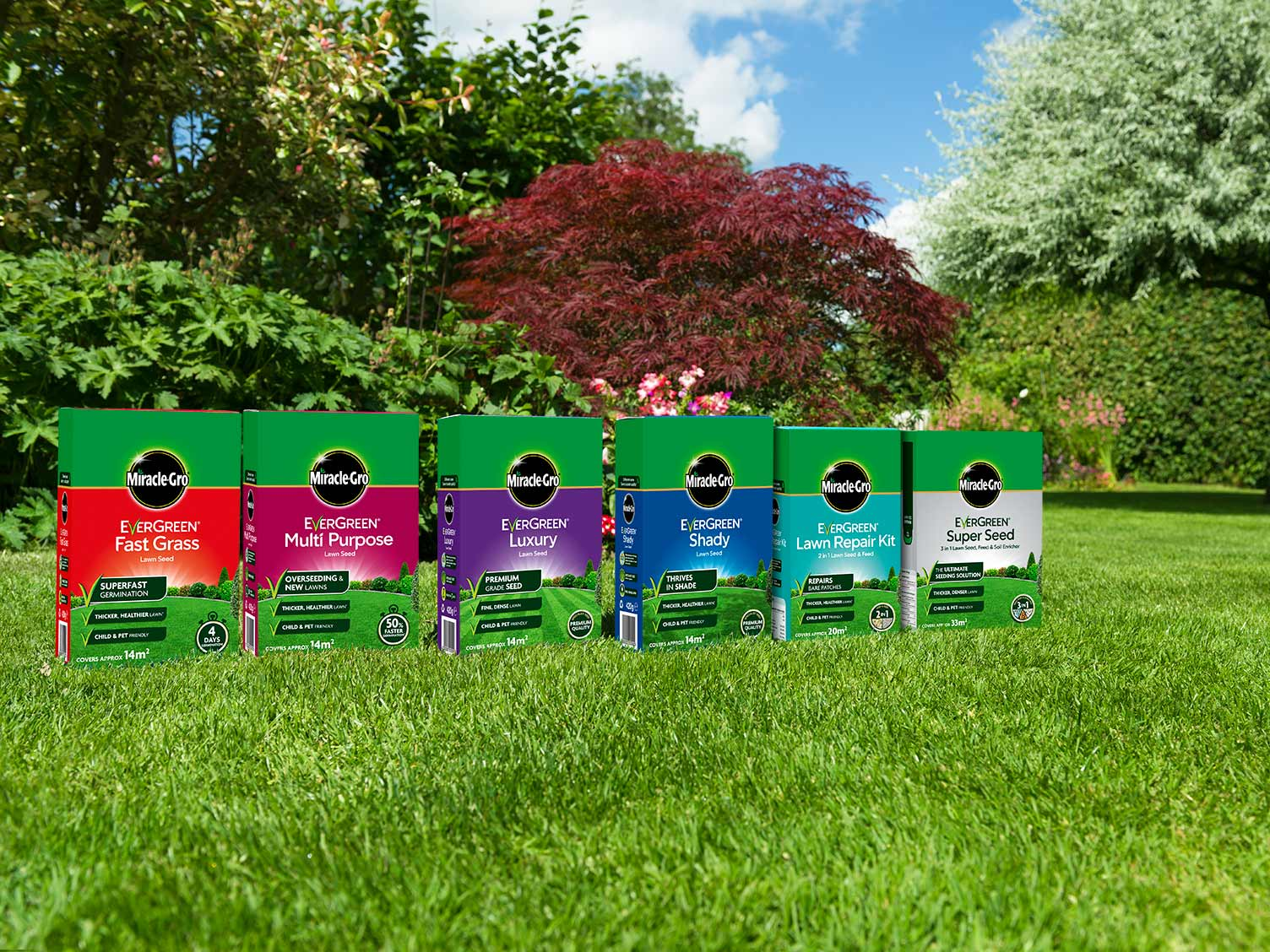 how to sow grass seed for the perfect lawn | lovethegarden