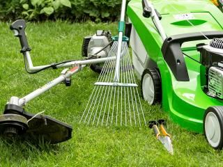 Essential tools for lawn maintenance