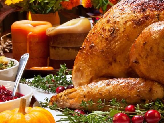 Thanksgiving dinner: the way the pilgrims did it