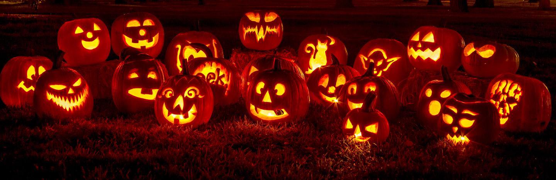 Faire Citrouille Halloween La Pause Jardin Creer Un Citrouille D Halloween