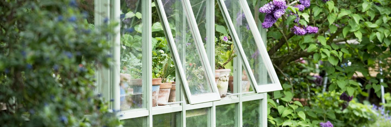 Comment utiliser une serre de jardin toute l\'année ? : Mon ...