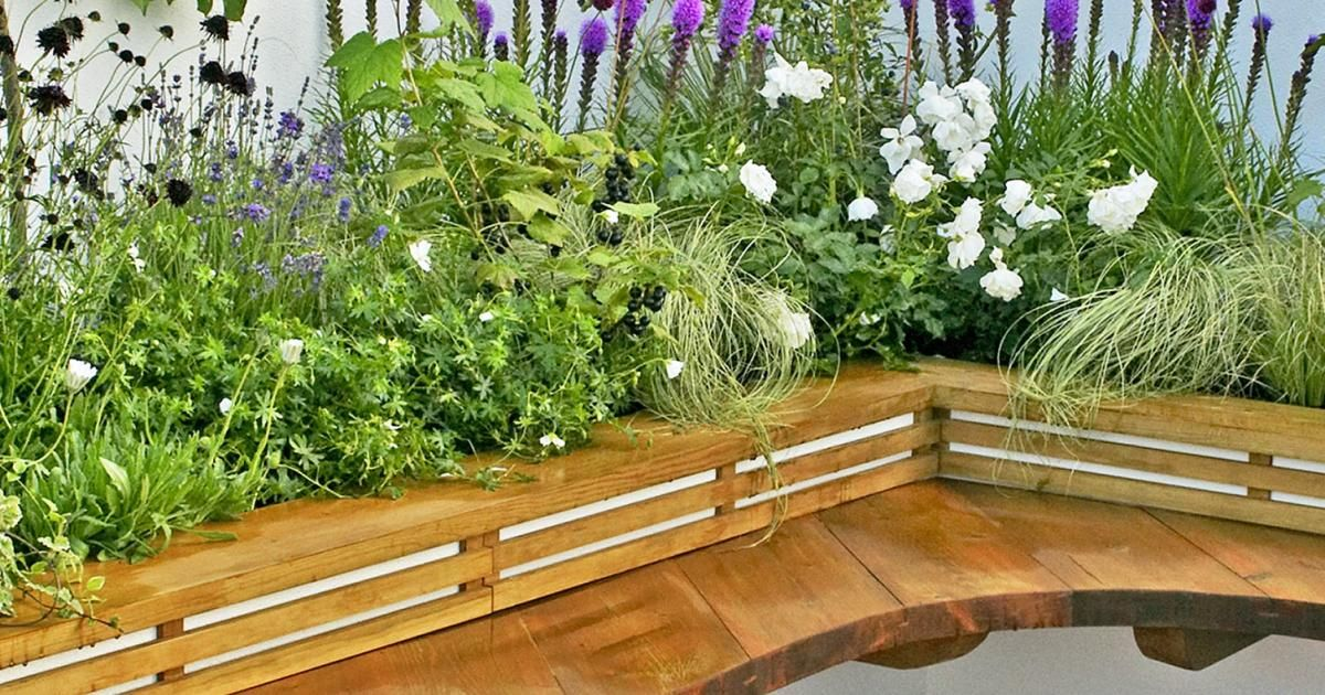 Picture of: Growing Ideas For Raised Flower Beds Lovethegarden