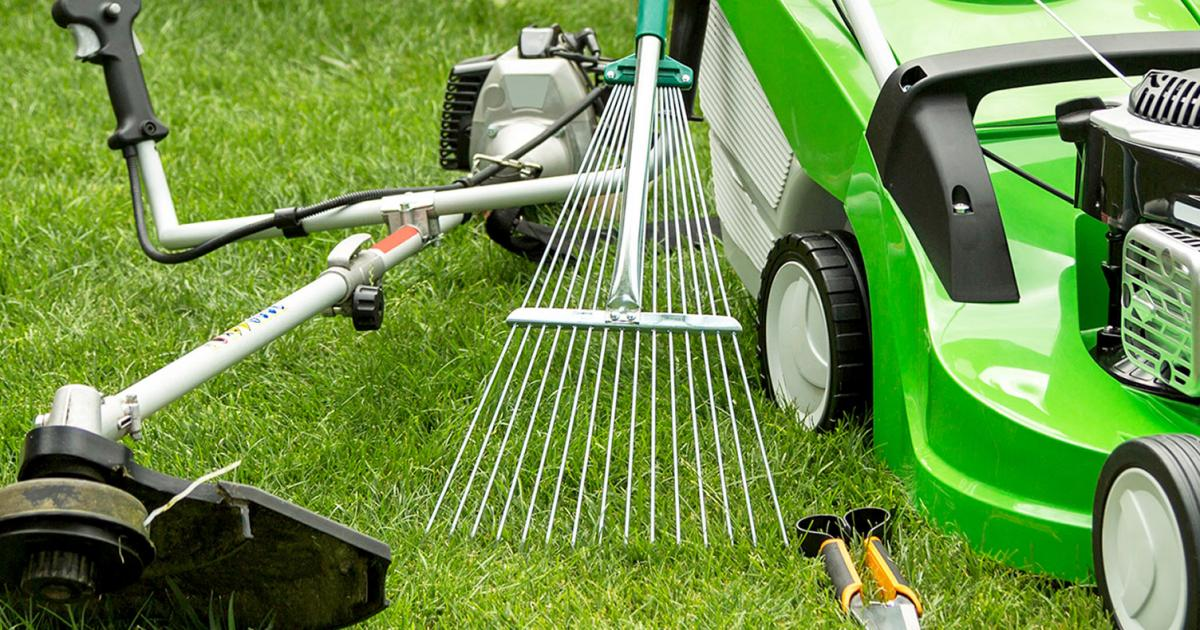 A Complete Guide To Lawn Care Tools Love The Garden