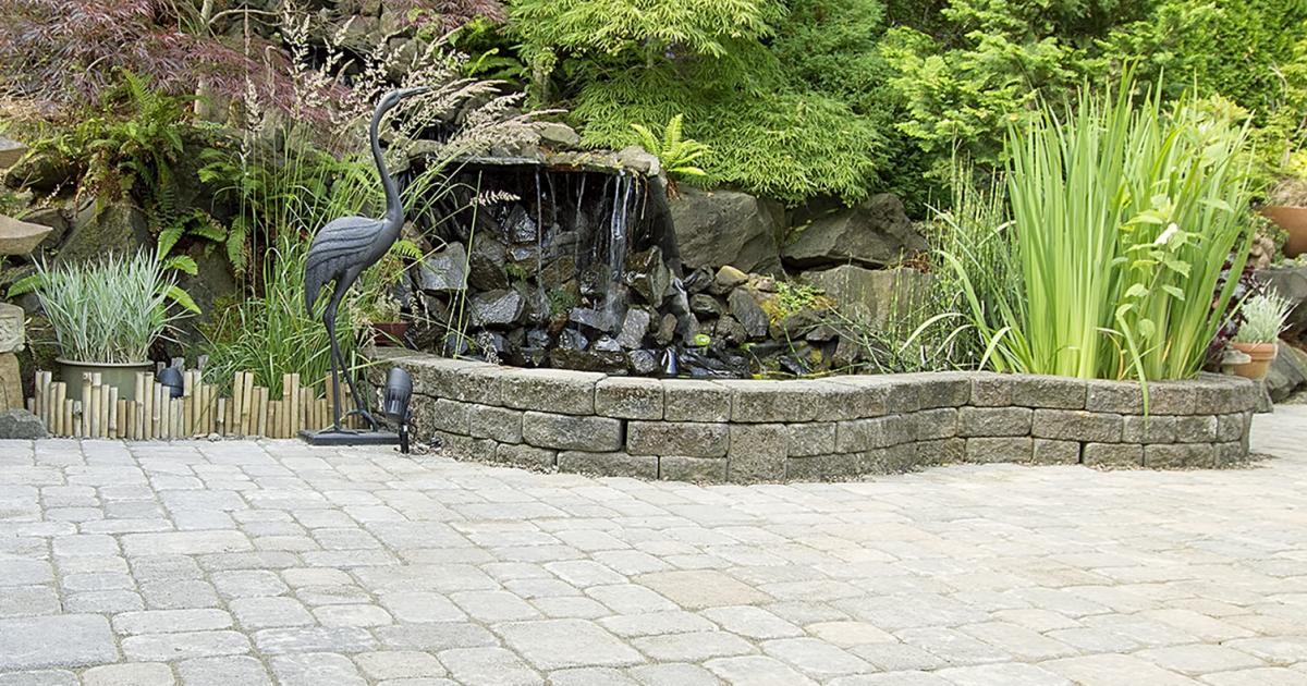 Love The Garden & The 10 best patio design ideas | lovethegarden