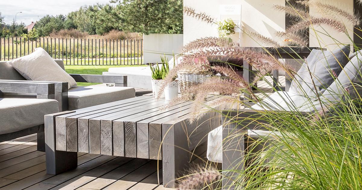 Garden Decking Ideas Amp Inspiration Love The Garden
