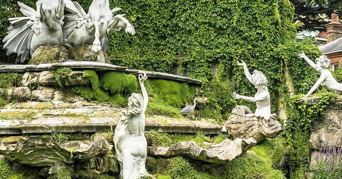 Garden Sculptures Adding Art To Nature, Zen Garden Sculptures