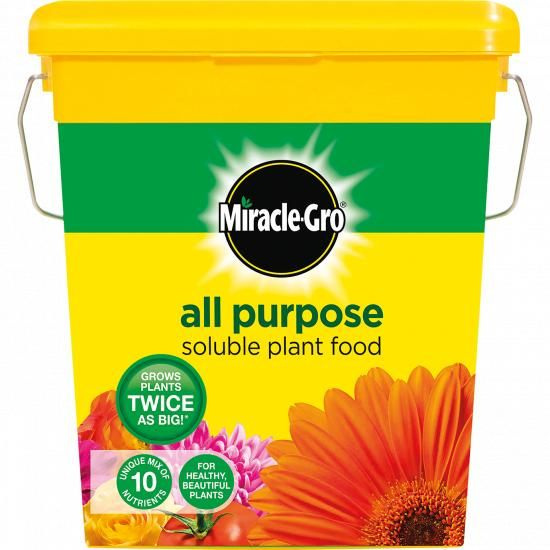 Miracle Gro All Purpose Soluble Plant Food