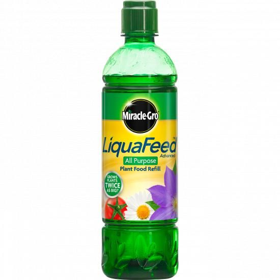 Miracle gro liquafeed all purpose plant food refills - Miracle gro all purpose garden soil ...