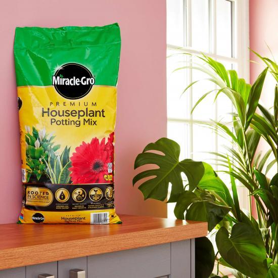 Miracle Gro Premium Houseplant Potting Mix 10 Litres